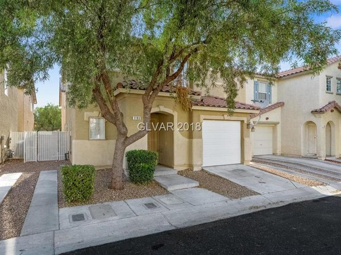1193 ORANGE MEADOW Street, Las Vegas, NV 89142