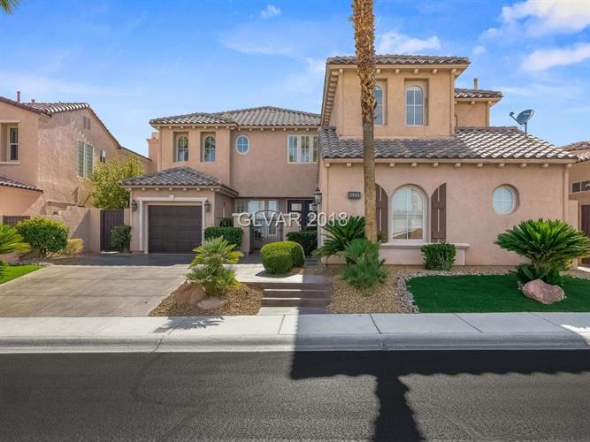 2893 RED SPRINGS Drive, Las Vegas, NV 89135