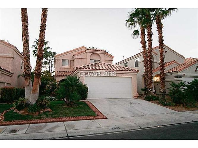 2821 AUTUMN HAZE Lane, Las Vegas, NV 89117
