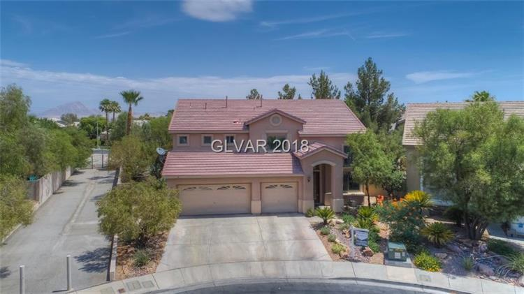 236 LIVING SPRINGS Place, Henderson, NV 89012