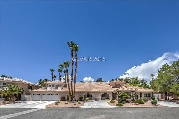 2855 MOUNTAIN MIST Court, Las Vegas, NV 89117