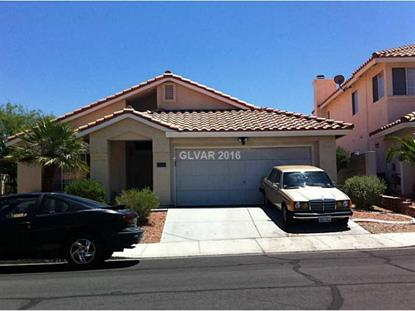 Address not provided Las Vegas, NV MLS# 1601754