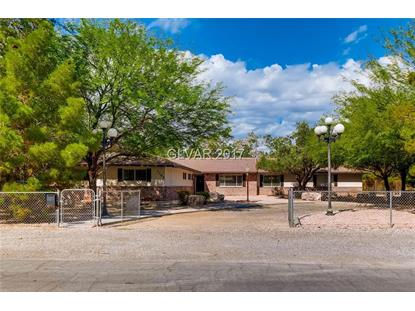 3385 SISK Road Las Vegas, NV MLS# 1928410