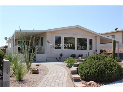 607 MT HUNTER Way, Boulder City, NV