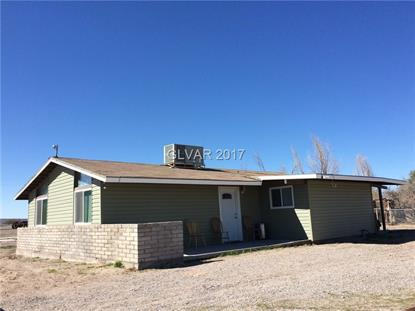 1214 North TAMARACK  Amargosa Valley, NV MLS# 1955317