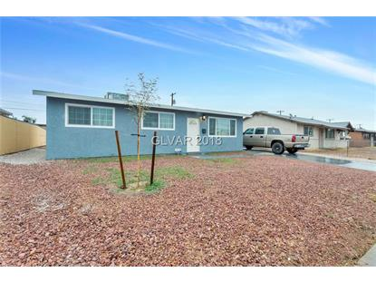 1832 MCDONALD Avenue North Las Vegas, NV MLS# 1957671