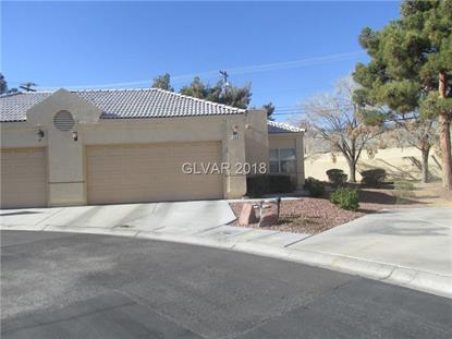 498 FALLWOOD Lane Las Vegas, NV MLS# 1961432