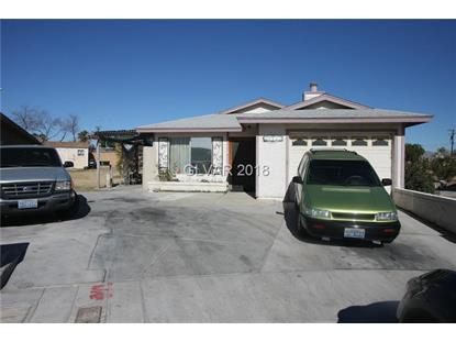 2853 LODGEPOLE Court Las Vegas, NV MLS# 1962786