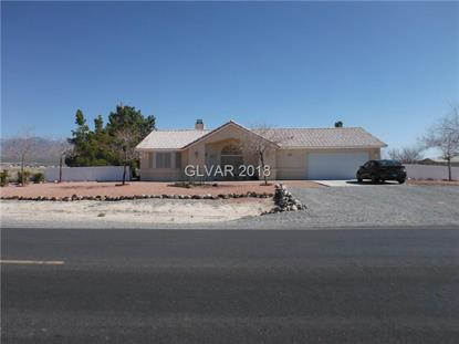 2431 South DANDELION , Pahrump, NV