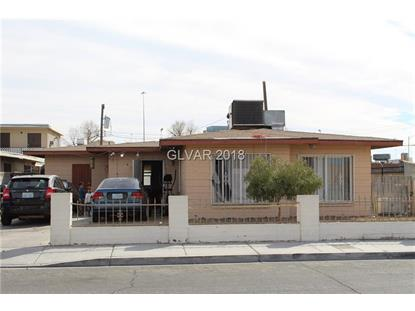 413 ADAMS Avenue Las Vegas, NV MLS# 1972617