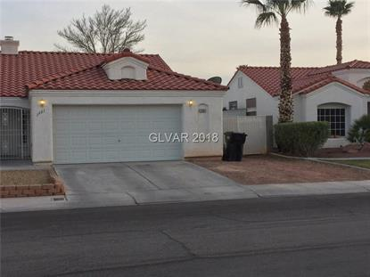 3901 CUTTING HORSE Avenue, North Las Vegas, NV