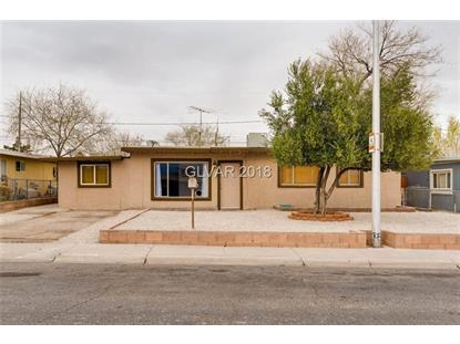 1604 East EVANS Avenue, North Las Vegas, NV