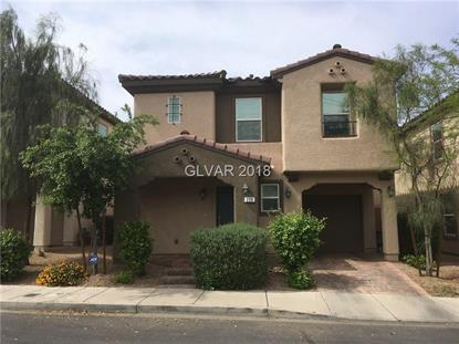 229 CARAWAY BLUFFS Place, Henderson, NV