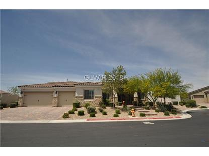 8237 MY GAGE Court Las Vegas, NV MLS# 1992226