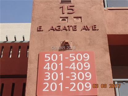 15 East AGATE Avenue, Las Vegas, NV
