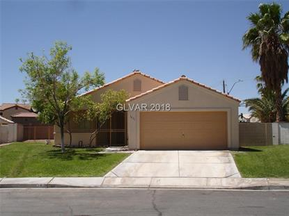 1421 VELVET LEAF Drive, North Las Vegas, NV