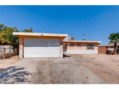 3420 East DIANA Drive North Las Vegas, NV MLS# 2008223