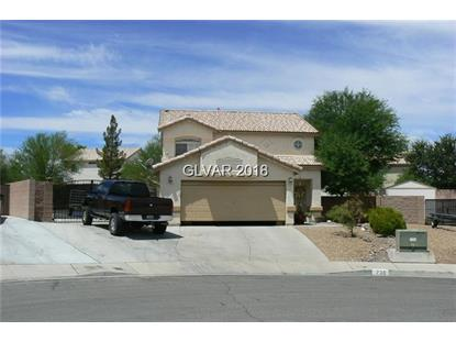 731 BOOTED EAGLE Street, Henderson, NV