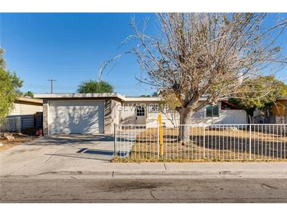 3416 East DIANA Drive North Las Vegas, NV MLS# 2018097