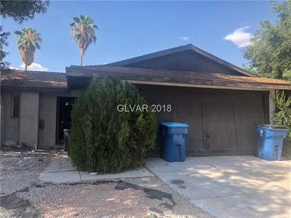 3305 DURHAM Avenue Las Vegas, NV MLS# 2025410