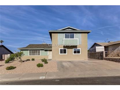 665 Glenwood Lane Henderson, NV MLS# 2025644