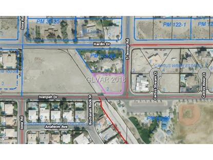 0 Jessup and Ivanpah  Henderson, NV MLS# 2030267