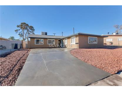 2205 SUTRO Way North Las Vegas, NV MLS# 2033353