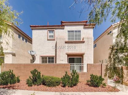 3125 Sunrise Cove Avenue North Las Vegas, NV MLS# 2034373