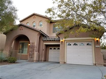 311 Carlisle Crossing Street Las Vegas, NV MLS# 2036307