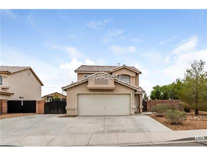 1069 EAGLE OWL Avenue Henderson, NV MLS# 2036665