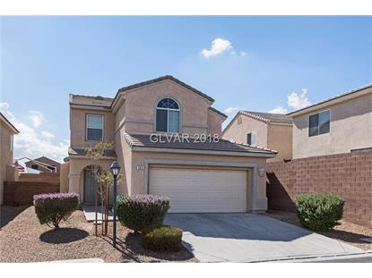 205 GRACIOUS CREST Avenue North Las Vegas, NV MLS# 2037902