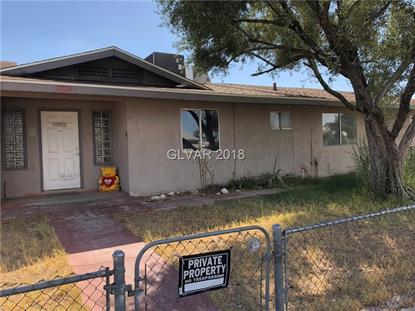 2825 East CAREY Avenue North Las Vegas, NV MLS# 2040521