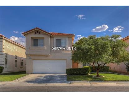 8729 COUNTRY VIEW Avenue Las Vegas, NV MLS# 2047090