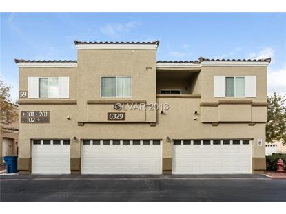 6329 SANDY RIDGE Street North Las Vegas, NV MLS# 2052244