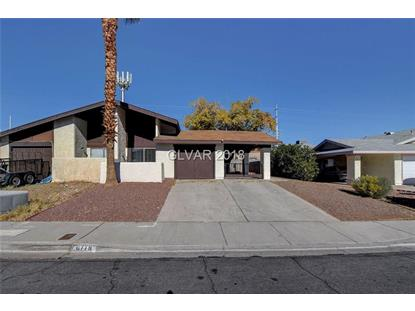 Address not provided Las Vegas, NV MLS# 2052799