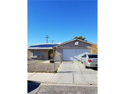 2469 PINE CREEK RD Road North Las Vegas, NV MLS# 2052884