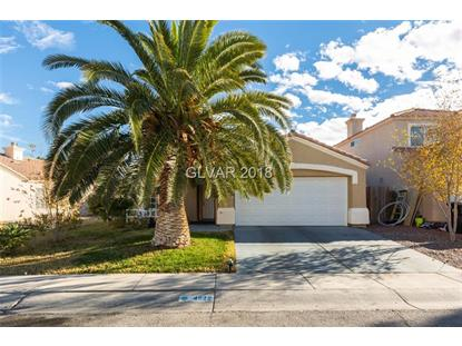 4922 RANCHO VERDE Court North Las Vegas, NV MLS# 2053322