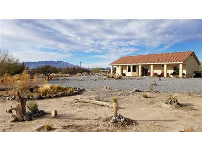 1721 South OLD WEST  Pahrump, NV MLS# 2053958