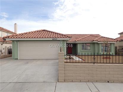 6707 Shelter Lane Lane Las Vegas, NV MLS# 2054536