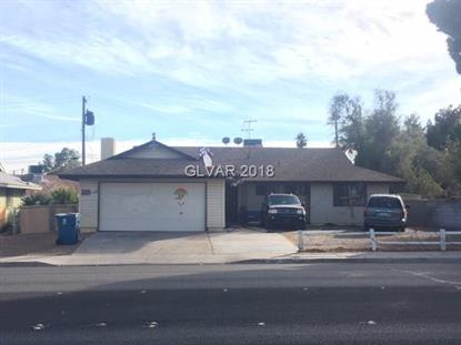 3813 WASHINGTON Avenue Las Vegas, NV MLS# 2054744