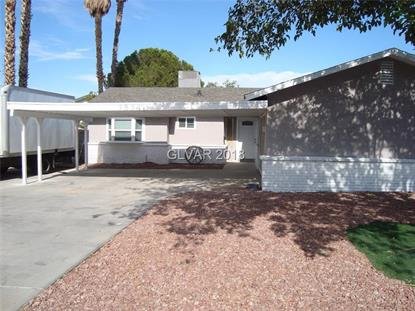 3834 SANDHILL Road Las Vegas, NV MLS# 2055059