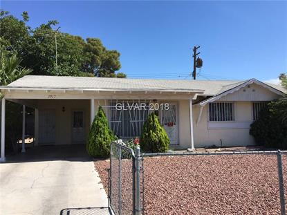 1917 WILLOUGHBY Avenue Las Vegas, NV MLS# 2055128