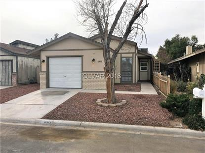 6313 DON ZAREMBO Avenue Las Vegas, NV MLS# 2055266