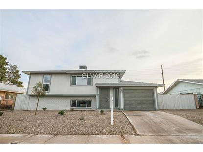 4371 LUCAS Avenue Las Vegas, NV MLS# 2061600