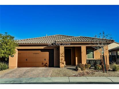 1004 VIA CANALE Drive Henderson, NV MLS# 2062733