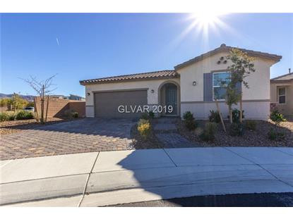 3101 CARPINETI Court Henderson, NV MLS# 2063169