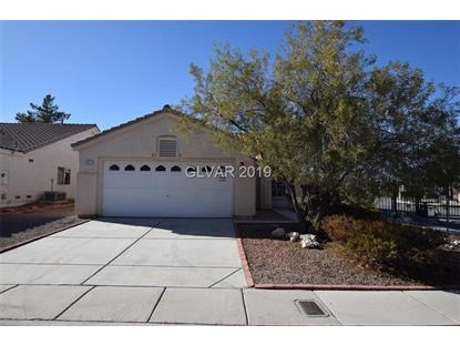 3351 OUTLOOK POINT Street North Las Vegas, NV MLS# 2063258