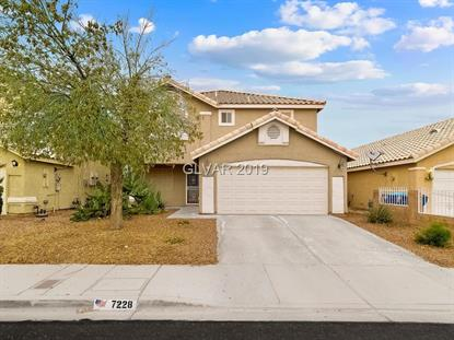 7228 Pisa Avenue Las Vegas, NV MLS# 2063640