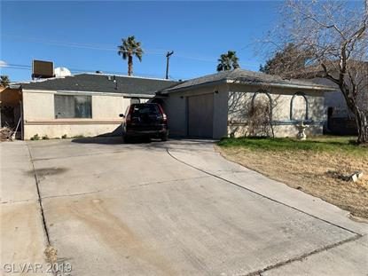 612 WALLACE Drive Las Vegas, NV MLS# 2072612