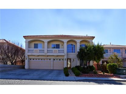 683 HIDDEN CELLAR Court Las Vegas, NV MLS# 2072692